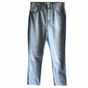Madewell Curvy Perfect Vintage Jeans 100% Cotton